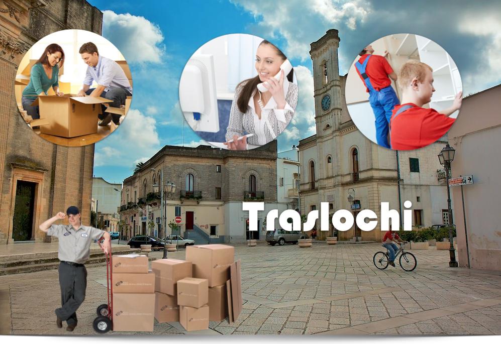 TRASLOCHI ALESSANO « Traslochi Lecce Prezzi Costi Preventivi