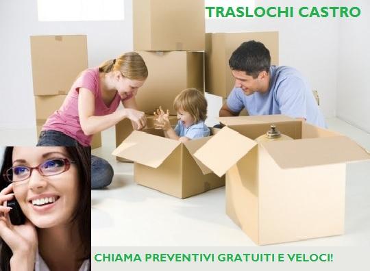 TRASLOCHI CASTRO PREZZI