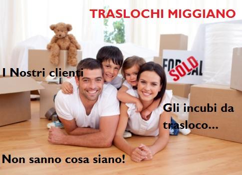 TRASLOCHI MIGGIANO PREZZI