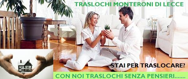 TRASLOCHI MONTERONI DI LECCE