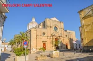 TRASLOCHI CAMPI SALENTINA