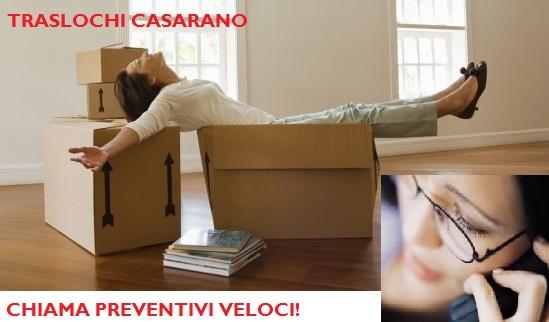 TRASLOCHI CASARANO PREZZI