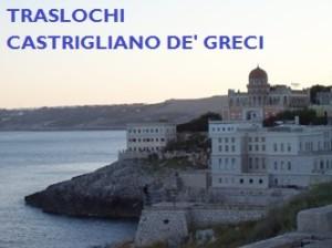 TRASLOCHI CASTRIGNANO DE' GRECI