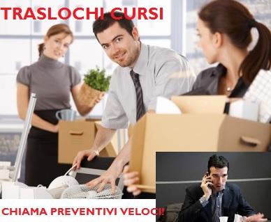 TRASLOCHI CURSI PREZZI