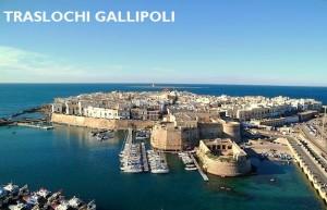 TRASLOCHI GALLIPOLI