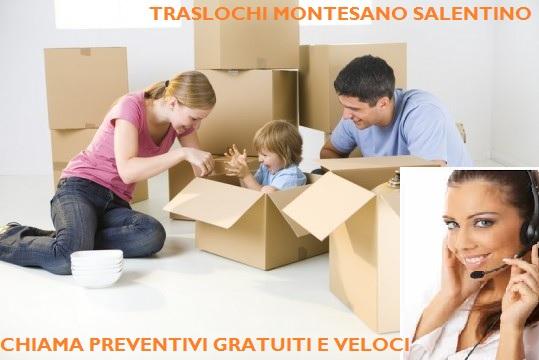 TRASLOCHI MONTESANO SALENTINO