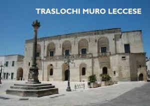 TRASLOCHI MURO LECCESE