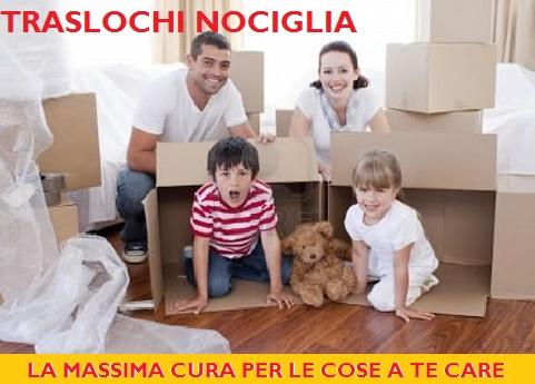 TRASLOCHI NOCIGLIA PREZZI