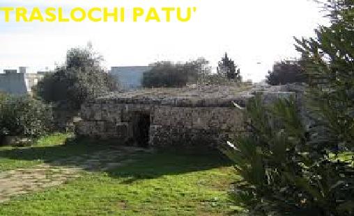 TRASLOCHI PATU' PREZZI