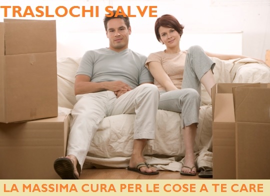 TRASLOCHI SALVE PREZZI