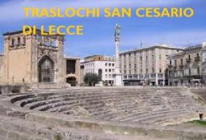 TRASLOCHI SAN CESARIO DI LECCE
