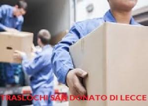 TRASLOCHI SAN DONATO DI LECCE