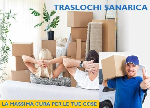 TRASLOCHI SANARICA PREZZI