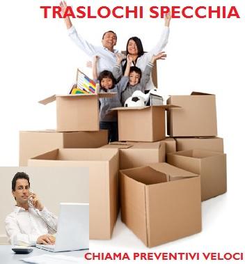 TRASLOCHI SPECCHIA PREZZI