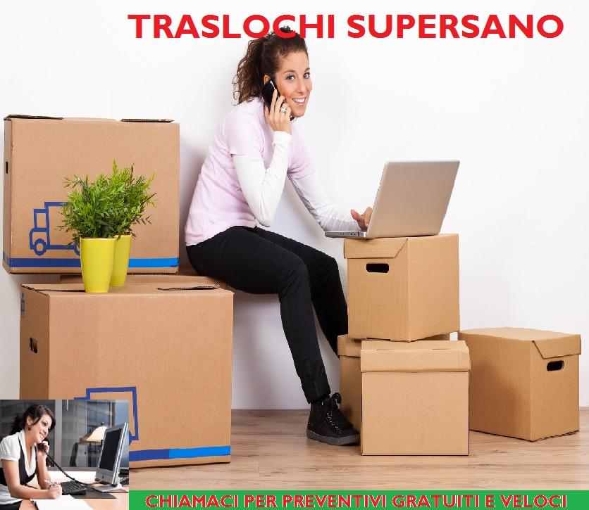 TRASLOCHI SUPERSANO PREZZI