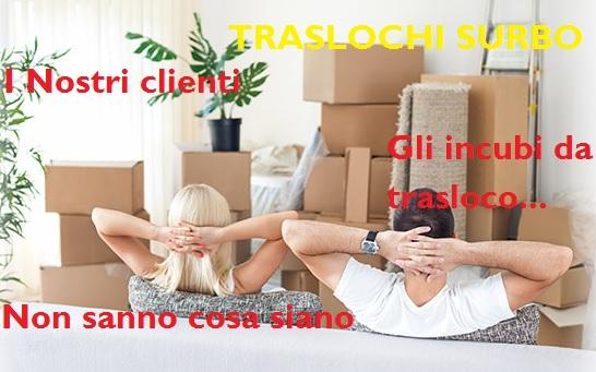 TRASLOCHI SURBO PREZZI